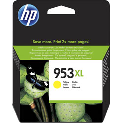 TINTA HP F6U18AE Nº953XL AMARILLO | Quonty.com | F6U18EA BGX