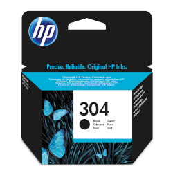 TINTA HP N9K06AE Nº304 NEGRO | Quonty.com | N9K06AE