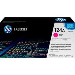 TONER HP Q6003A Nº124A MAGENTA 2.000PAG | Quonty.com | Q6003A