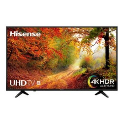 "TV LED HISENSE 43A6140 43"" 4K-UHD 3840X2160 SMART TV WIFI 