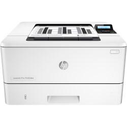 IMPRESORA LASER MONOCROMO HP LASER PRO M402DNE ETHERNET 38PPM 1200x600PX | Quonty.com | C5J91A