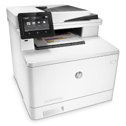 MULTIFUNCION HP CON FAX LASERCOLOR PRO M477FNW WIFI NEGRO 28PPM/COLOR 28PPM 600X600PX | Quonty.com | CF377A