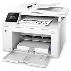 MULTIFUNCION HP CON FAX LASER MONO PRO M227FDW WIFI 28PPM | Quonty.com | G3Q75A