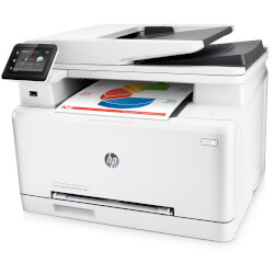 MULTIFUNCION HP CON FAX LASER COLOR PRO M277DW ETHERNET WIFI NEGRO 18PPM/COLOR 18PPM | Quonty.com | B3Q11A