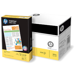 PAPEL HP EVERYDAY 5 PAQ. X 500 HOJAS A4 75GR | Quonty.com | 5 84520