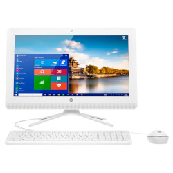 PC ALL IN ONE HP 22-B005NS INTEL J3060 21.5''FHD 4GB BLANCO | Quonty.com | W3C66EA