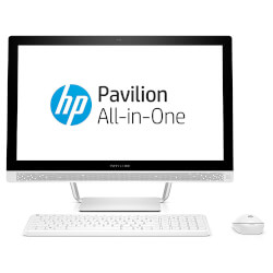 PC ALL IN ONE HP 24-B204NS I7-7700T 23.8''FHD 8GB | Quonty.com | 1GT10EA