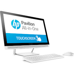 ALL IN ONE HP 24-B226NS I7-7700T 23.8''FHD 12GB | Quonty.com | 1JV04EA