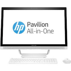 ALL IN ONE HP 27-A200NS I7-7700T 27''FHD 8GB | Quonty.com | 1GT72EA