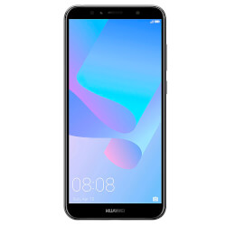 SMARTPHONE HUAWEI Y6 2018 DS 5.7'' QUADCORE 2GB/16GB 4G 5/13 | Quonty.com | 51092HJV