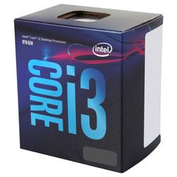 INTEL CORE I3-8100 3,60GHZ LGA1151 C/VENTILADOR | Quonty.com | BX80684I38100