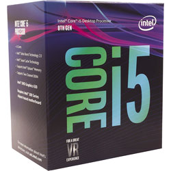 INTEL CORE I5-8600K 3,6/4,3GHZ LGA1151 S/VENTILADOR | Quonty.com | BX80684I58600K
