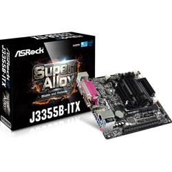 Placa Asrock J3355b-Itx Cpuinboard Intel J3355 Mini-Itx | Quonty.com | 90-MXB3V0-A0UAYZ