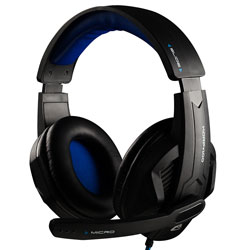 AURICULARES C/MICROFONO THE G-LAB KORP 100 GAMING | Quonty.com | KORP100