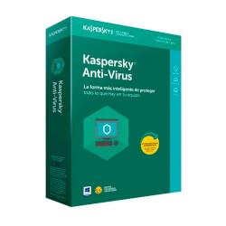 ANTIVIRUS KASPERSKY 2018 1L | Quonty.com | KL1171S5AFS-8