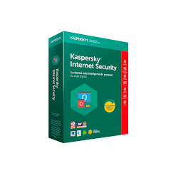 ANTIVIRUS KASPERSKY INTERNET SECURITY 2018 RENOVACIÓN 3L | Quonty.com | KL1941S5CFR-8