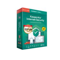ANTIVIRUS KASPERSKY INTERNET SECURITY 2019 - 3 LICENCIAS | Quonty.com | KL1939S5CFS-9RP