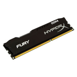 MEMORIA KINGSTON HYPERX FURY HX424C15FB2/8 DDR4 8GB 2400HZ | Quonty.com | HX424C15FB2/8