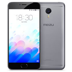 SMARTPHONE MEIZU M3 NOTE 5.5''FHD OCTACORE 3GB/32GB 4G 13MPX DUALSIM A5.1 NEGRO/GRIS   Quonty.com   L681H-3/32DGB