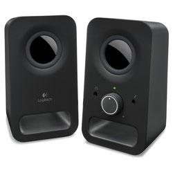 ALTAVOCES LOGITECH Z-150 MIDNIGHT 2.0 NEGRO | Quonty.com | 980-000814