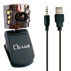 WEBCAM L-LINK LL-4184 5MPX C/MICROFONO | Quonty.com | LL-4184