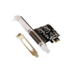 TARJETA COMUNICACIONES L-LINK LL-PCIEX-PARALELO PCI-E 1PTO PARALELO PERFIL_BAJO | Quonty.com | LL-PCIEX-PARALELO