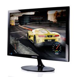 "MONITOR LED 24"" SAMSUNG LS24D330HSX 1920X1080 HDMI 1MS | Quonty.com | LS24D330HSX"
