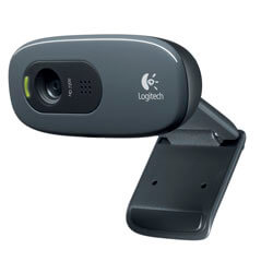 WEBCAM LOGITECH C270 3MP | Quonty.com | 960-000582