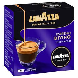 CAJA 12 CÁPSULAS CAFÉ LAVAZZA A MODO MÍO ESPRESSO DIVINO | Quonty.com | 08611