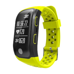 PULSERA CUANTIFICADORA EOTEC GPS TRAINING BAND VERDE | Quonty.com | LEPFIT12L