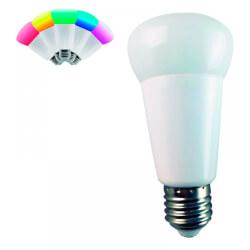 BOMBILLA LED INTELIGENTE LEOTEC SMARTHOME LESHM04 | Quonty.com | LESHM04