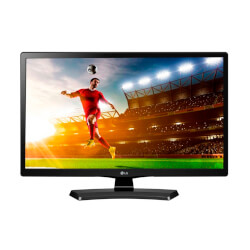 TV LED LG 24MT49S 24''HD 1366x768 SMART TV WIFI | Quonty.com | 24MT49S-PZ