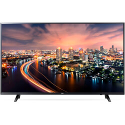 TV LED LG 43UJ620 43''UHD 4K 3840X2160 1500HZ SMART TV WIFI | Quonty.com | 43UJ620