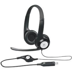 Auricular C/Micrófono Logitech H390   Quonty.com   981-000406