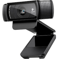 WEBCAM LOGITECH HD PRO C920 | Quonty.com | 960-001055