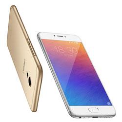 SMARTPHONE MEIZU PRO6 5,2''FHD DECACORE 4GB/32GB 4G 5/21,16MPX DUALSIM FLYME GOLD | Quonty.com | M570H-4/32G