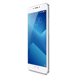 SMARTPHONE MEIZU M5 NOTE 5.5''FHD OCTACORE 3GB/16GB 4G 5/13MPX SILVER/WHITE | Quonty.com | M621H-3/16SW