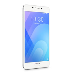SMARTPHONE MEIZU M6 NOTE 5.5''FHD OCT 3GB/32GB 4G SILVER/WHI | Quonty.com | M721H-3/32SW