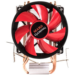 Refrigerador Cpu Mars Gaming Mcpu117 Multisocket Intel/Amd | Quonty.com | MCPU117