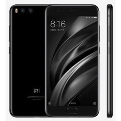 SMARTPHONE XIAOMI MI 6 5,15''FHD 6GB/64GB BLACK | Quonty.com | MSN8998/664BK