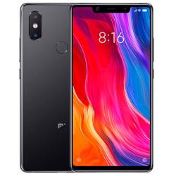 "SMARTPHONE XIAOMI MI 8 6.21""FHD+ OC 6GB/64GB 4G-LTE 20/12+12MPX A8.1 BLACK | Quonty.com | MZB6753EU"