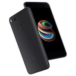 """SMARTPHONE XIAOMI MI A1 5.5""""FHD 4GB/64GB BLACK   Quonty.com   MSM8953-464-B"""