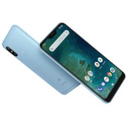 "XIAOMI MI A2 LITE 5.84""FHD+ OC 4GB/64GB 4G 5/5+12MPX BLUE | Quonty.com | MZB6409EU"