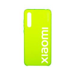 Funda Xiaomi Mi Neon Hard Case Para Gama Mi A3 Neon Green | Quonty.com | MINHC-A3-GN