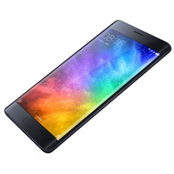 SMARTPHONE XIAOMI MI NOTE 2 5,7''FHD HEXACORE 6GB/128GB 4G-LTE 8/22.56MPX DUALSIM A6.0 NEGRO | Quonty.com | MSM8996-6128BK