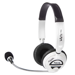 Auriculares C/Microfono Ngs Msx6pro Jack-3.5mm Blanco | Quonty.com | MSX6PRO