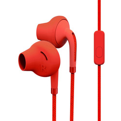 Auriculares Energy Sistem Style 2+ Rojo | Quonty.com | 447176