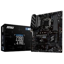 Placa Base Msi Z390-A Pro - Para Intel Core 9th/8th Gen | Quonty.com | 911-7B98-001