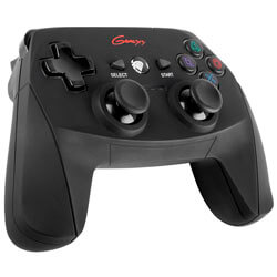 GAMEPAD GENESIS PV59 INALAMBRICO PC/PS3 | Quonty.com | NJG-0693