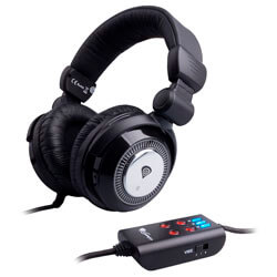 AURICULARES C/MICROFONO GENESIS HX77 GAMING USB 5.1 | Quonty.com | NSG-0374